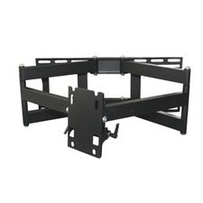 "Full Motion Dual Arm Mount for 35"" - 60"" Panel Screens"