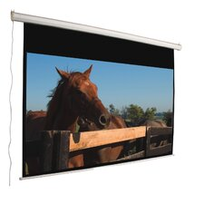 "120"" 16:9 Aspect Ratio Electric Screen in Matte White"