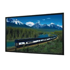"Matt White 106"" Fixed Frame Projection Screen"
