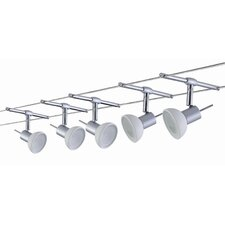 Wire 12V 5 Light Track Sheela 105 Complete Systems Set