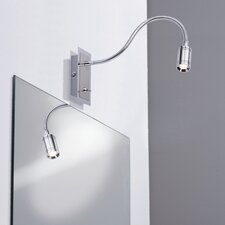 Galeria and Assistant 1 Light Reading Wall Light
