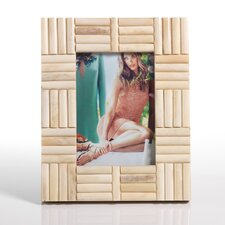 Grid Bone Picture Frame