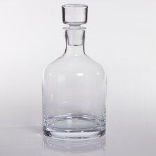 Montecito Round Glass Decanter