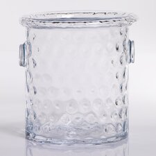 Bubble Glass Ice Bucket