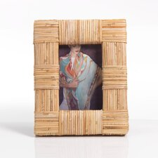 Natural Caneskin Picture Frame