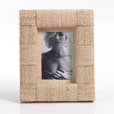 Abaca Rope Picture Frame