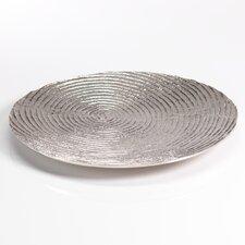 Swirl Round Plate