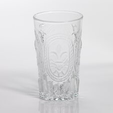 Firenze Glassware Highball Glass (Set of 6)
