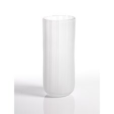 Barclay Butera Desert Frosted Glass Candle Holder/Vase