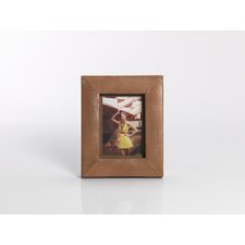 Snakeskin Leather Picture Frame