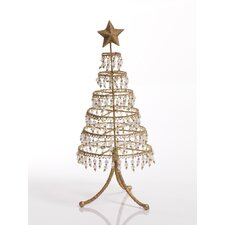 Chandelier Wire Christmas Tree