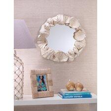 Costa Brava Seashell Mirror