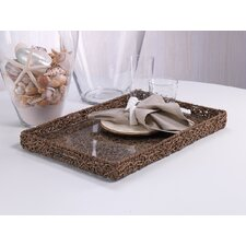 Bago Bago Vine Rectangular Serving Tray