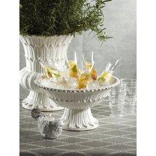Belle Maison Ceramic Pedestal Bowl
