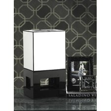 "Tribeca 17.5"" H Table Lamp with Rectangle Shade"