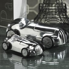 Aluminum Big Benz Decorative Accent Sculpture