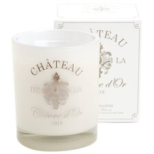 Chateau de La Chevre D'Or Mimosa Jar Candles (Set of 2)