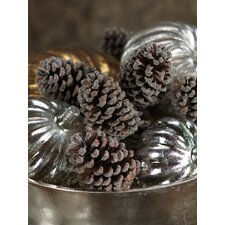 Pine Cones in Assorted Sizes (Set of 24)