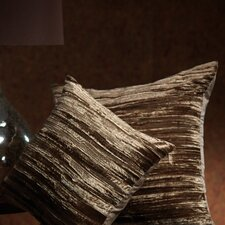 Opulent Velvet and Silk Throw Pillow
