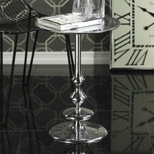 Tribeca Pedestal End Table