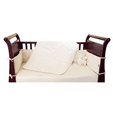 <strong>Natura</strong> Classic 3 Piece Crib Bedding Set