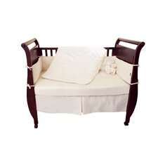 <strong>Natura</strong> Classic 4 Piece Crib Bedding Set