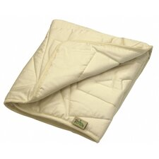Certified Luxury Organic Crib Comforter