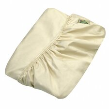 Certified Luxury Organic Crib Sheet