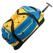 "<strong>Netpack</strong> 30"" 2-Wheeled G3 Multi-Pocket Travel Duffel"