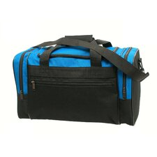 Carry-On Duffel Bag in Blue