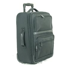 "<strong>Netpack</strong> Lite On-Board Wheeled 20"" Carry-On in Black"