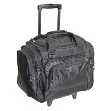 "17"" 2-Wheeled Easy Carry-On Duffel"