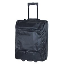 "20"" 2-Wheeled Carry Light Travel Duffel"