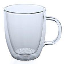 Glass Bistro Mug