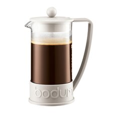 Brazil Coffee Maker in White