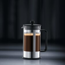 Kenya 8 Cup French Press Coffeemaker with Carafe