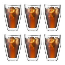 Thirst Double Wall Thermal Glass (Set of 6)