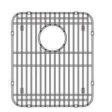 """15"""" x 17"""" Builder Sink Grid"""