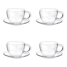 5 oz. Teacup F Set (Set of 4)