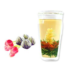 <strong>Tea Beyond</strong> Eco Tumbler Fab Flowering Tea Set