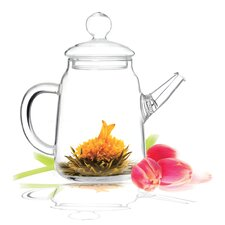 <strong>Tea Beyond</strong> Duo Fab Flowering Tea Set