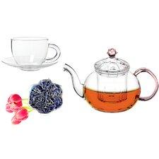 Juliet 0.63-qt. Jasmine Tea Set