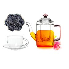 Romeo 0.53-qt. Jasmine Tea Set