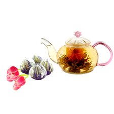 Juliet 0.63-qt. Fab Flowering Tea Set