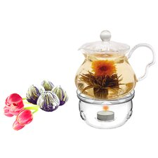 Fairy 0.63-qt. Fab Flowering Tea Set