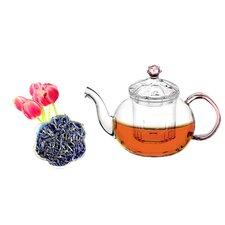 Juliet 0.63-qt. Jasmine Whole Leaf Green Tea Set
