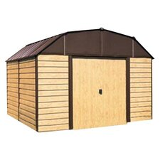 Woodhaven 10 Ft. W x 14 Ft. D Storage Shed