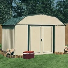 <strong>Arrow</strong> Sheridan Vinyl Coated Steel Storage Shed