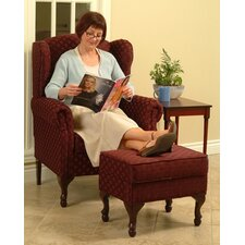 <strong>Uplift Technologies</strong> Risedale Lifting Seat Chair and Ottoman