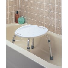 <strong>Carex</strong> Adjustable Bath and Shower Seat without Back